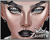 Dark Glitter Makeup