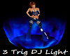3 DJ Trigger Light