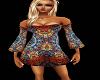 PHV Vintage Hippie Dress