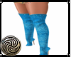Blue Dynasty Boots