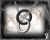  ST  Twin Ring Necklace