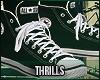 † | Black Converse.