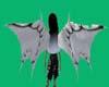 Swirled Demon Wings