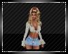 Floral Gypsy Top