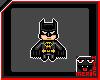 Batman Chibi Pixel