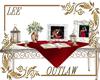 aprils wedding table
