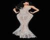 NM sparkling white dress