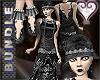 [wwg-B] Vintage Black
