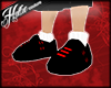 [Hot] Black/Red Kicks v1