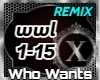 Who Wants To Live Forever - Remix