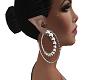 yin n yang earrings