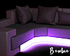 Radiant Couch Purple