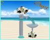 (ML)Ocean Wed Fountine