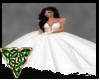 White Gold Romana Dress