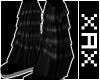 !Black Furry Boot -M-