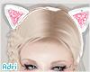 〄 Kitty Ears Pink