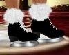 !RRB! Ice Skates B&W