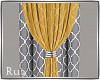 Rus: Costa curtain panel