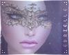E~ Allie Gold Mask