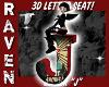 RETRO LETTER J SEAT!