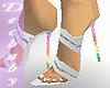 DB Glass Heel Rainbow SL