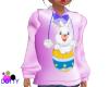 child bunny hoody