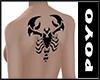 Tatto-scorpion