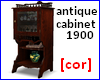 [cor] Antique cabinet