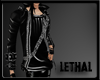 [LS] Jacket w. chains.