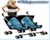 [Twin] Baby Boy Stroller