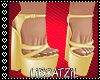 B! Mia Yellow Shoes