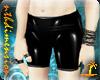 Cute PVC Cycling Shorts