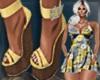 Summer Couple Sandals