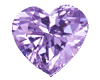 purple heart diamond 1