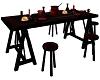 lostsouls diner table
