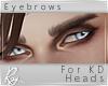 Cocoa Fate Eyebrows