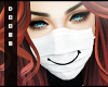 Smiling surgical mask
