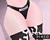 🅜 COW: blackmoo panty