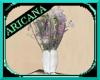 {AB} Wildflower Vase