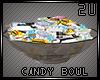 2u Candy Bowl Chocolates
