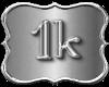1k MBC Support Sticker