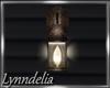 ~L~ Bronze Outdoor Lamp