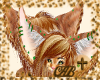 orange tiger cat ears