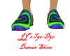 Tye-Dye Dancin Shoes