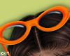 Orange Head Sunnies