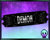 Chrome Demon Collar F