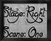 !Stage Right 1