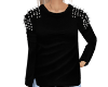 spike top black