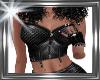 ! busty corset top.