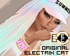 ! EC Holo White Meow